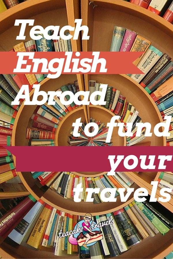 Considering how to teach English abroad to earn money and sustain your travels? Teacake has the ultimate guide on where, how, why and what to do! Teach ESL TEFL CELTA English now to start living your travel dreams!
