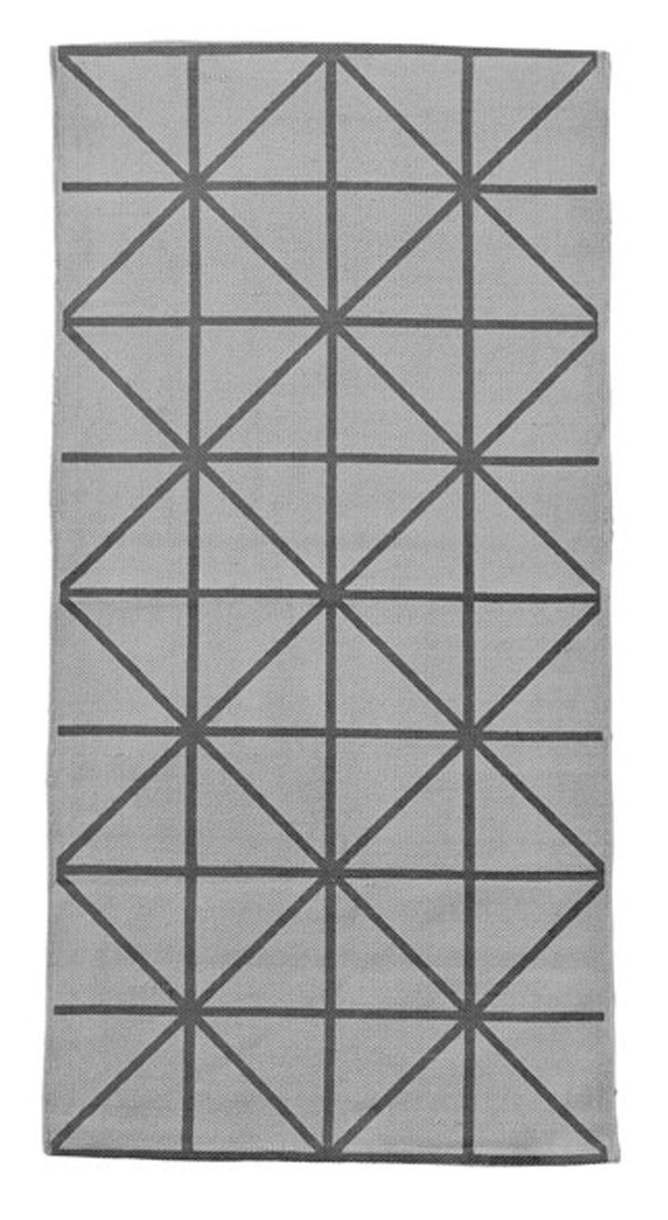Grey Area Rug