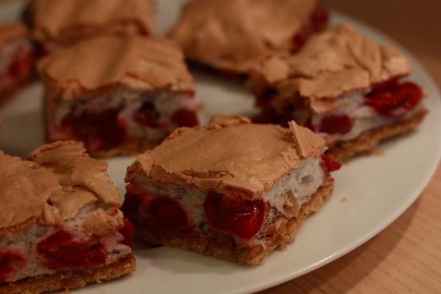 A #delicious #cherry #cakeDelicious Cherries, Food Recipe, Cherries Cake