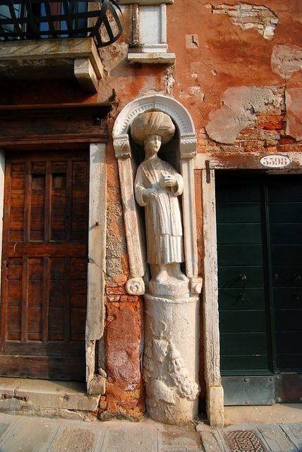 Tintoretto's house Venice, Italy