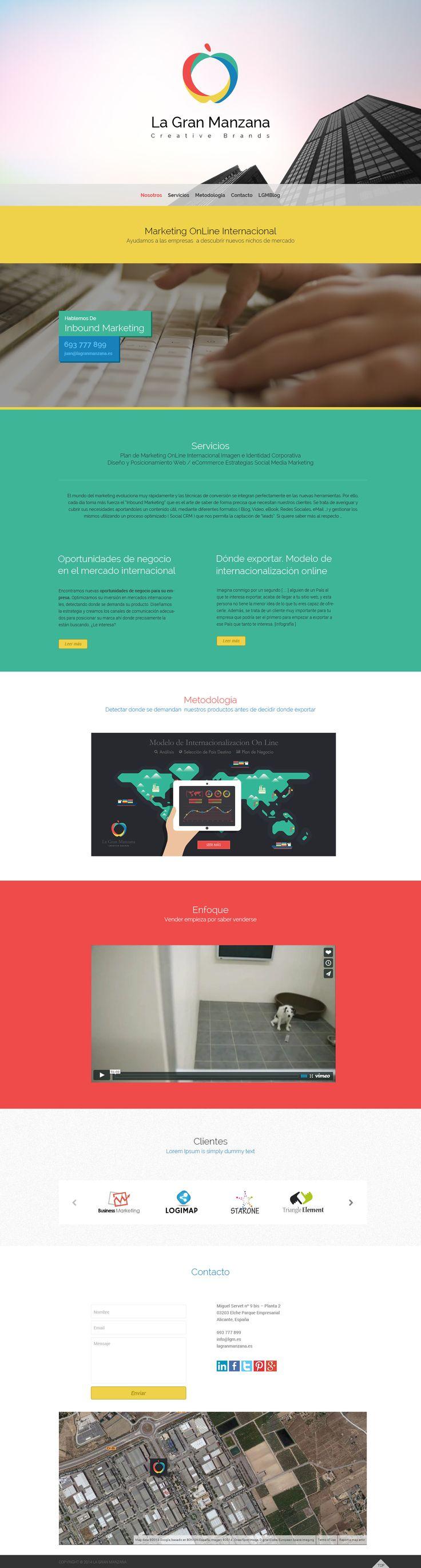 421 best Landing page website wordpress images on Pinterest