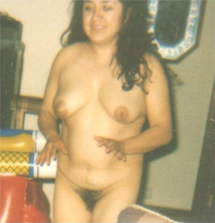 Nude Mexican Woman 108