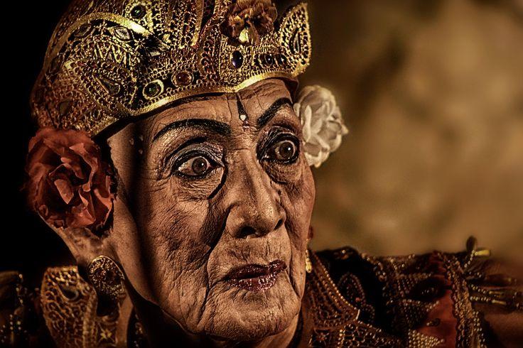 Maestro Balinese Dancer Ida Bagus Blangsinga