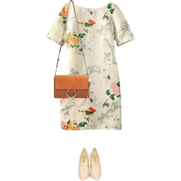 Untitled #233 by leehyena on Polyvore featuring Chloé