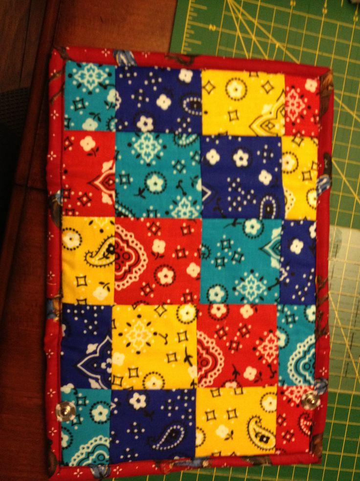 bandana wallet (outside)