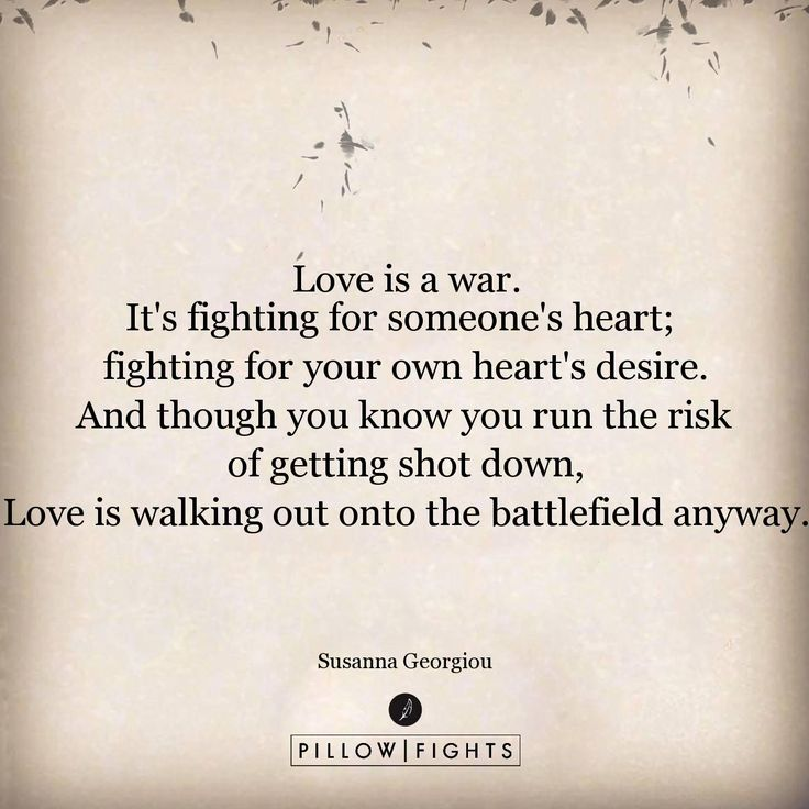 Love Is A Warits Fighting For Someones Heart Quote Pinterest