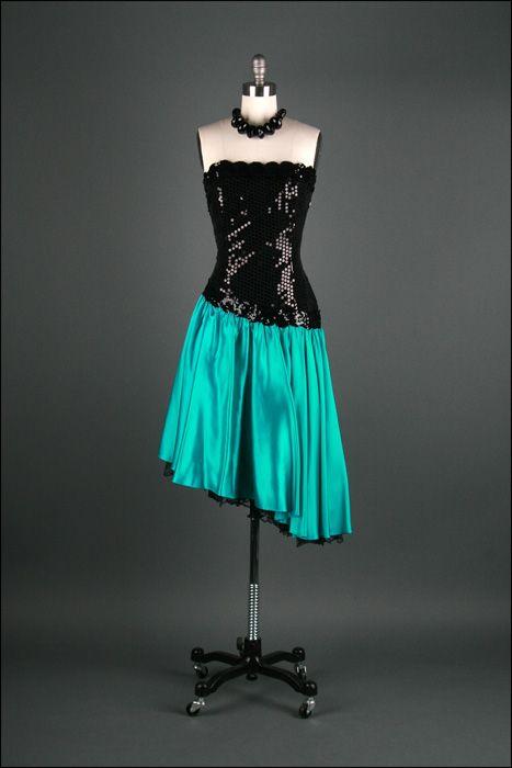 Vintage 1980s dress