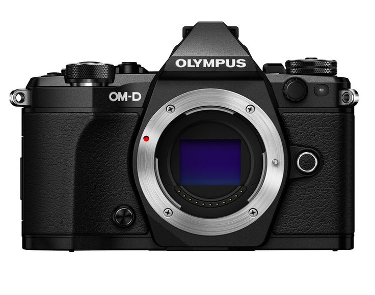 Olympus OM-D E-M5 Mark II  with 45mm F1.8 Telephoto Prime Lens Black Bonus $200 Prepaid Visa Card & Travel Accessory Pack Valued RRP $129