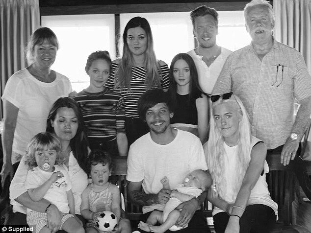 Heaven has another angel everybody. Louis' mom Johanna passed away on Wednesday Dec 7, 2016. She was an AMAZING woman and an awesome mom to her kids! She was loved by all of them and all of us and will be forever remembered. My heart breaks for the Tomlinson family at this time and I hope you all find a little bit of comfort in knowing how much Johanna was loved! I am so very sorry for your loss. -A heartbroken directioner