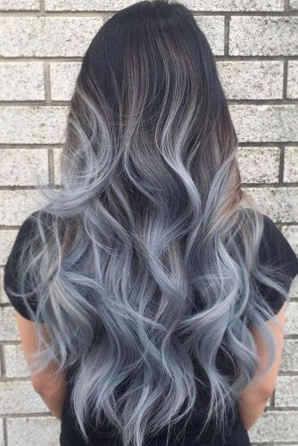 30 Try out Gray Ombre Hair this season – hair things
