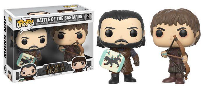 Game of Thrones, Battle of the Bastards - Jon Snow & Ramsey Bolton