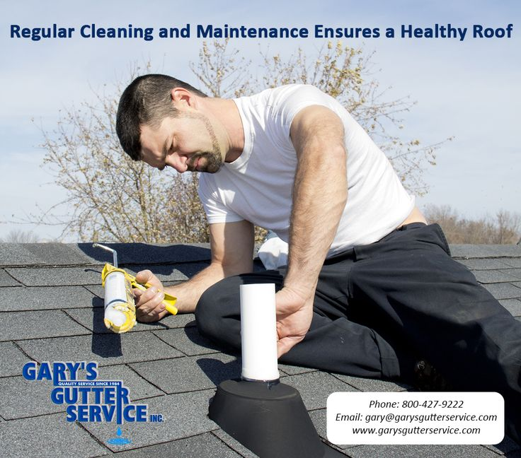 Regular Cleaning and Maintenance Ensures a Healthy Roof