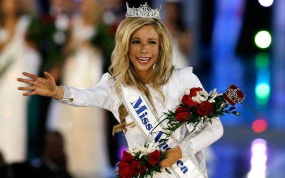 Harshness Rains Down On Miss America 2015 Kira Kazantsev!