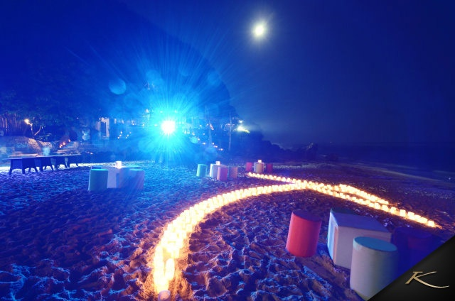 Full moon party #karmaresorts