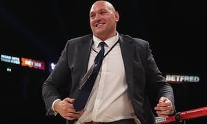 Tyson Fury sets sights on Anthony Joshua following being cleared to fight yet again