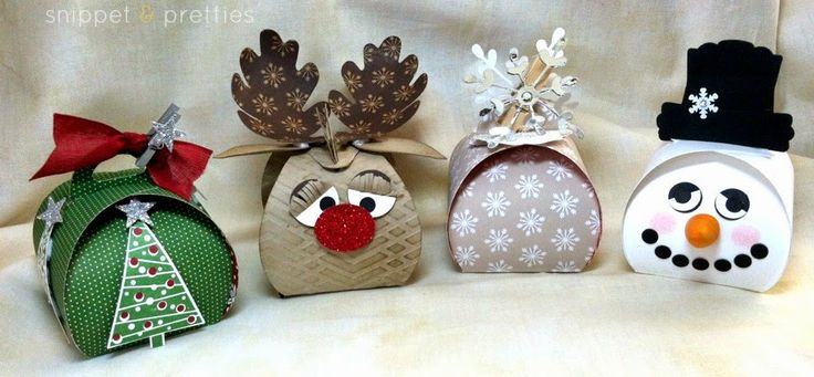 Snippets and Pretties: Curvy Keepsake boxes...lots of good close up photos and ideas