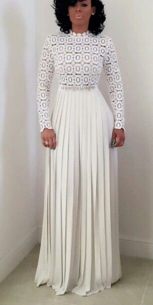Love this dress!! Model: @keyshiakaoir