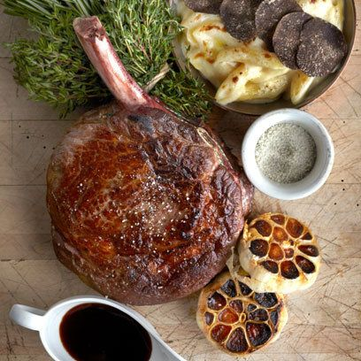 Cote De Boeuf: Recipes