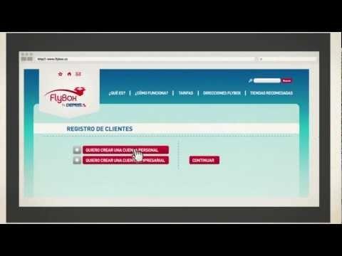Proceso de compra con FlyBox