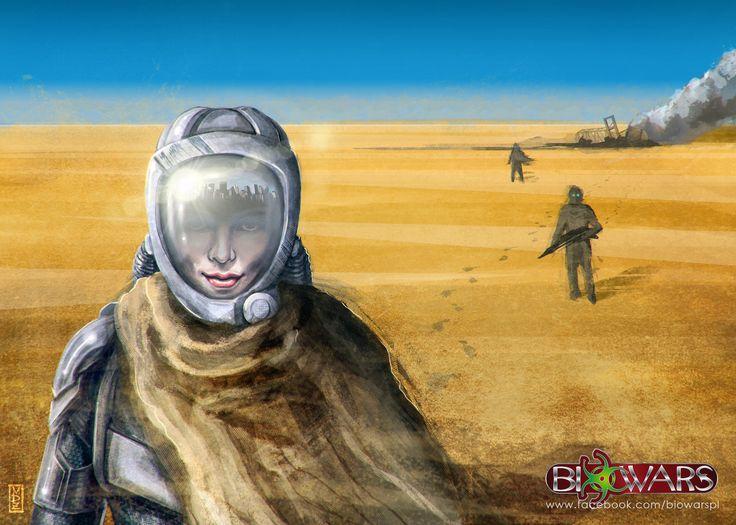 Survivors Biowars 2014  https://www.artstation.com/artwork/BXrrA