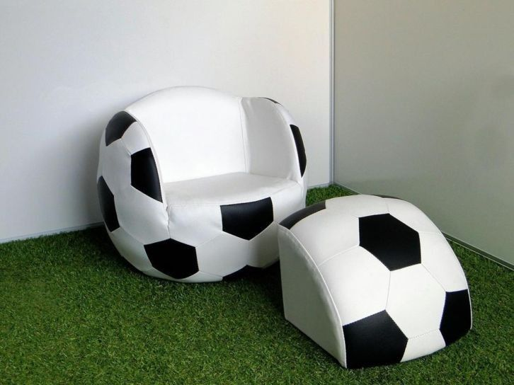 Voetbal Slaapkamer : Idee?n over voetbal kamer op slaapkamer
