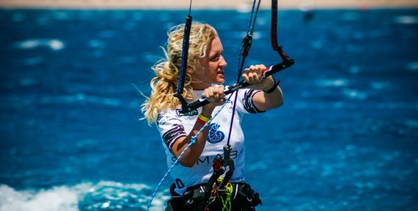 Congratulations to Elena Kalinina (Russia) on winning the 2014 African Kite Racing Championships in Soma Bay, Egypt! Complete competition summary and results here...
