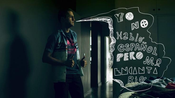 """""""Yo no hablo español pero..."""" @ #2Coelhos"""