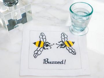 let's get buzzzzzzed