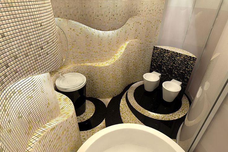 Pomysł na łazienkę  Łazienka INSPIRACJE, pomysł na łazienki in360.pl  Pinterest
