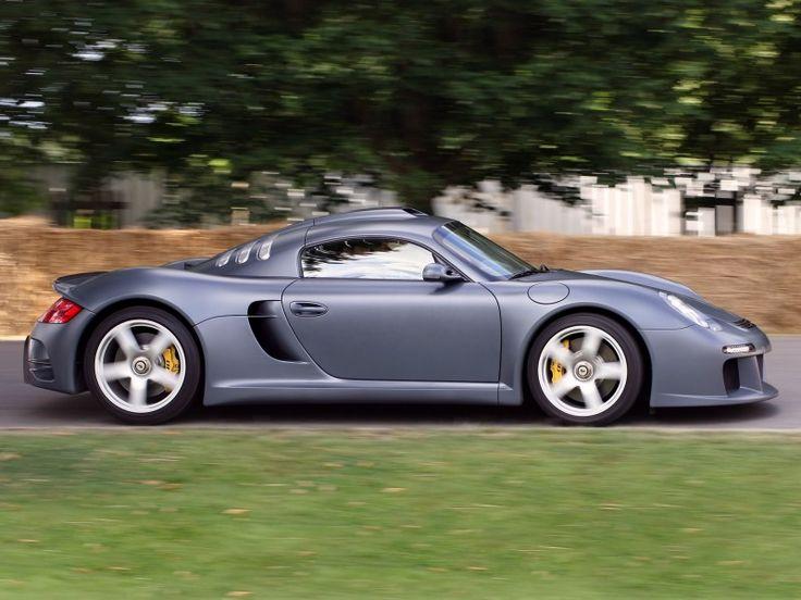 Ruf Porsche 911 CTR3  