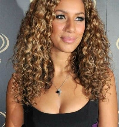 Tight Curly Hairstyles | Long Tight Curly Haircutslayered Long Tight Curls Curly Hairstyles ...