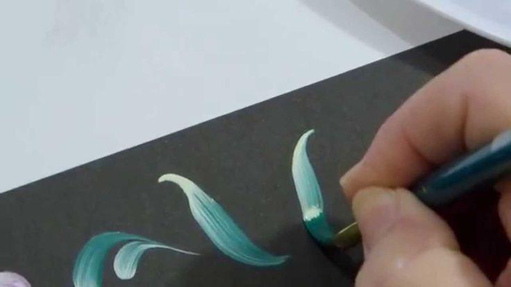 Bauernmalerei - Exercícios básicos!