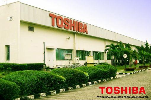 Lowongan Kerja PT Toshiba Consumer Products Indonesia