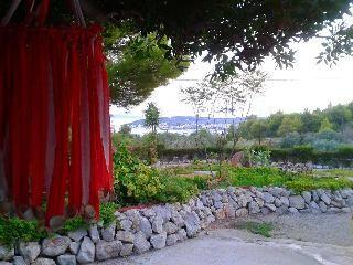Viglia Studios details from garden