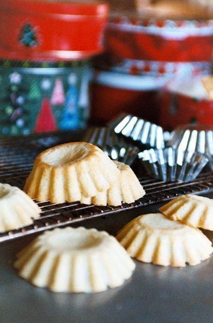 Sandbakkels–a Norwegian Christmas Cookie