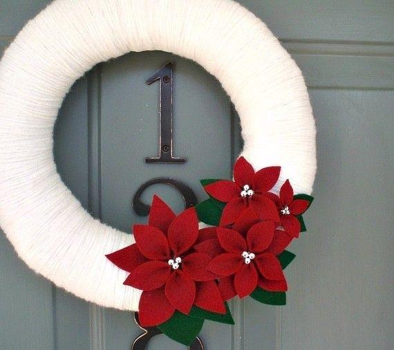 Hilo corona sentía decoración de vacaciones hechas a por ItzFitz