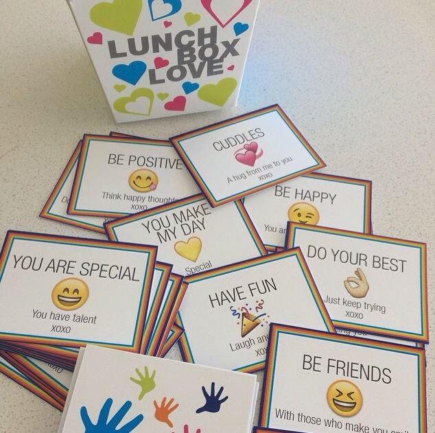 Lunch Box Love $10 @ www.graceandlace.com.au