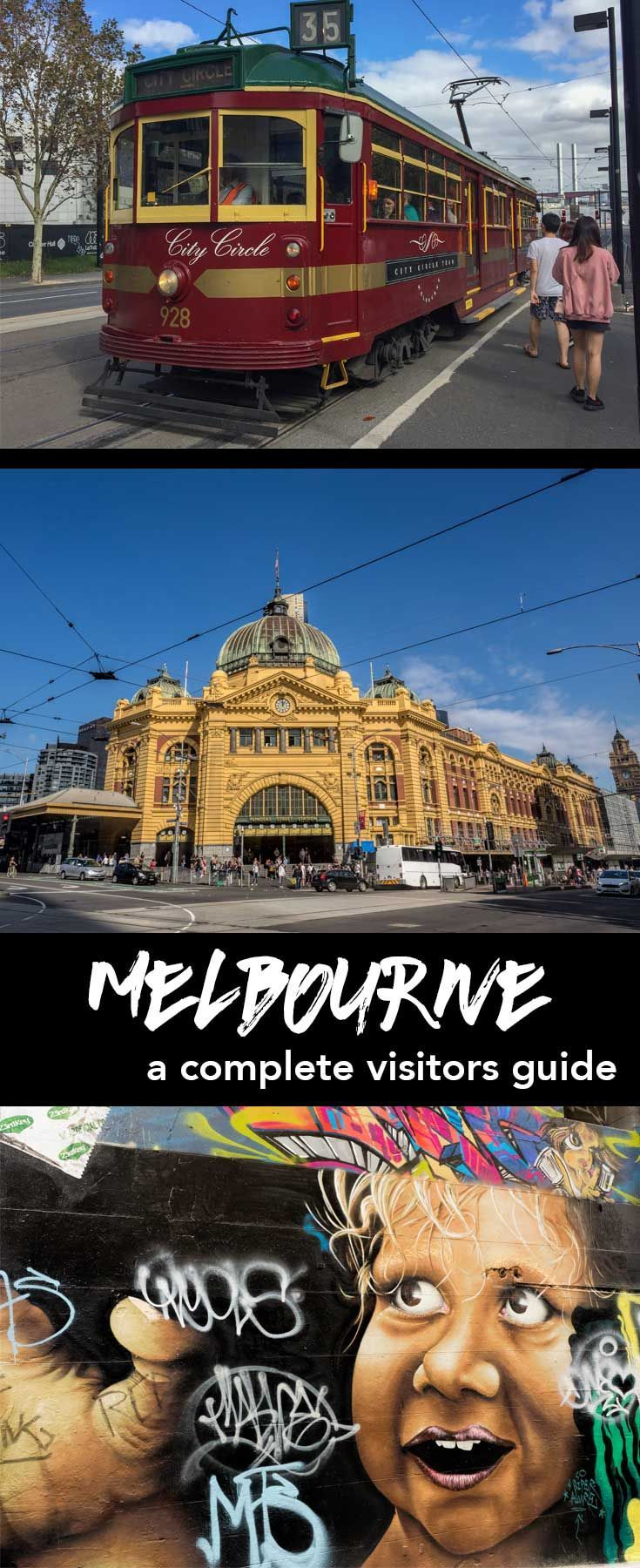 A complete travel guide to Melbourne, Australia