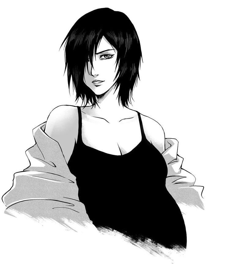 Pregnant Mikasa Ackerman