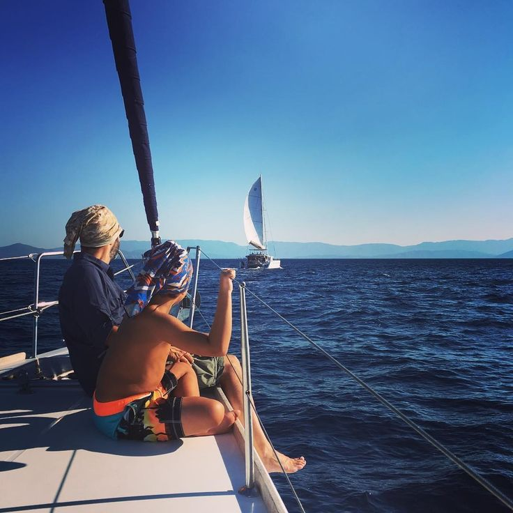 Enjoy a sailing holiday in Greece with Kids Love Greece.