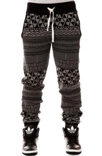 LRG Men's Metrick Jacquard Knit Pants