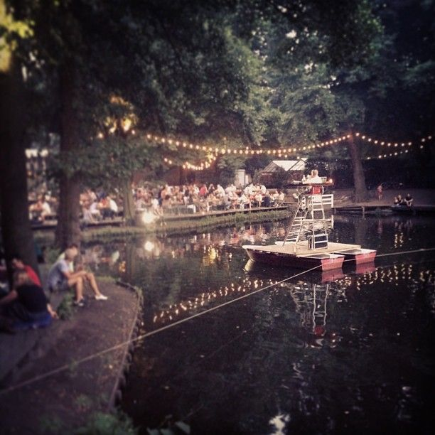 My favourite beer garden in Tiergarten