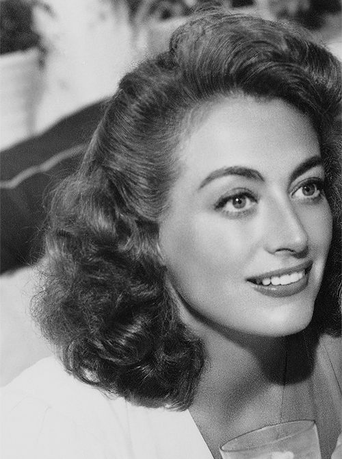Joan Crawford born Lucille Fay LeSueur (March 23, 1904 – May 10, 1977)