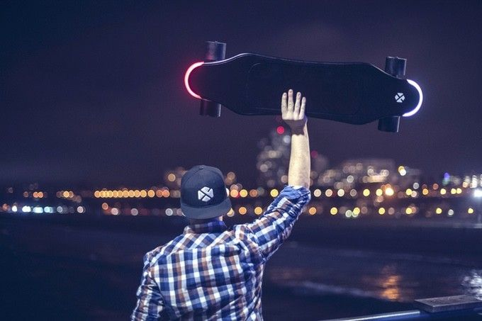 XTND Electric Skateboard Helps You Become A Better Traveler