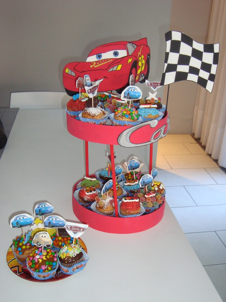 Cup cakes tematicos