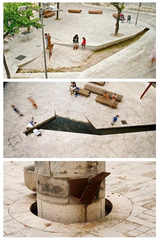 71 best water in public spaces images on pinterest for Most successful architectural firms