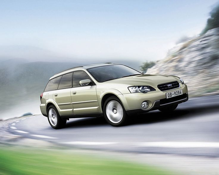 2005 Subaru Outback 3.0R