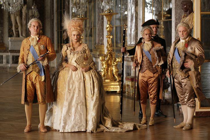 Diane Kruger as Marie Antoinette in Farewell, My Queen (2012).