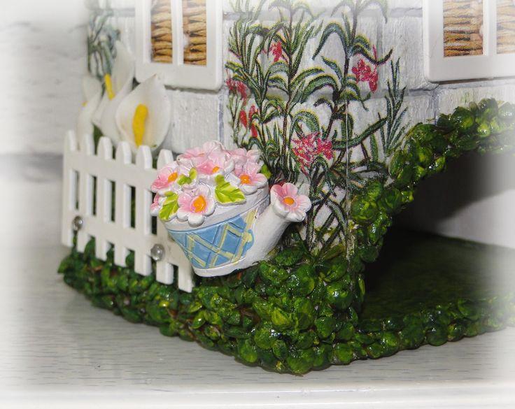 Чайный домик (фрагмент оформления)