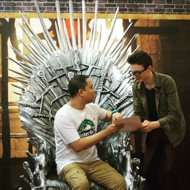 game of thrones fan event 2016